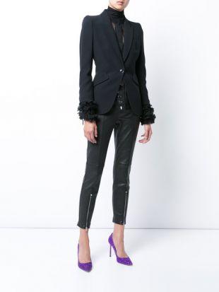 Alexander Wang Pantalon Skinny Crop   Farfetch