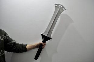 Imprimée en 3d Killmonger réplique de panthère noire pour cosplay