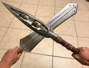 Killmonger Weapons |Black Panther | Killmonger Cosplay