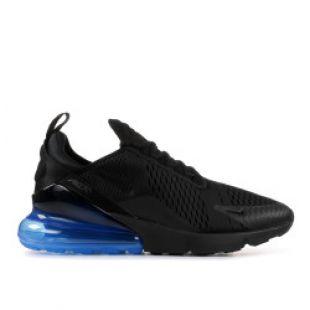 Shoes Nike Air Max 270 black blue Drake in God's plan | Spotern