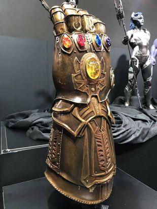 Gant de l'infini de Thanos, Avengers Infinity War