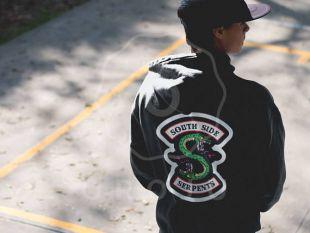 Riverdale Sud côté Serpents Hoodie - Serpents de Riverdale Vêtements Sweatshirt