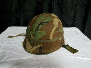 Casque militaire de Vietnam era
