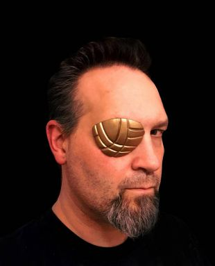 Thor and Odin Eye Patch Mask Costume Cosplay Eyepatch Avengers