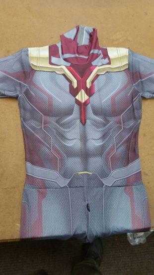 Vision bodysuit