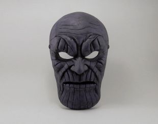 Marvel universe: Thanos mask inspired for cosplay