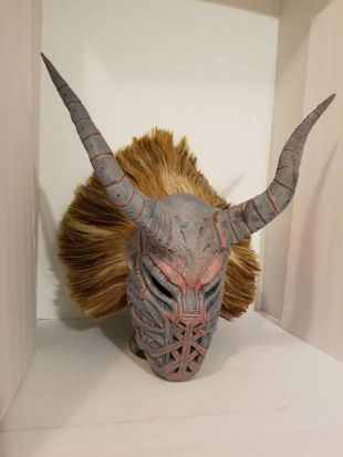 Killmonger Cosplay masque