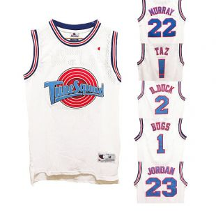 new product ed39f 39bf8 The jersey basketball Tune Squad Michael Jordan Space Jam ...