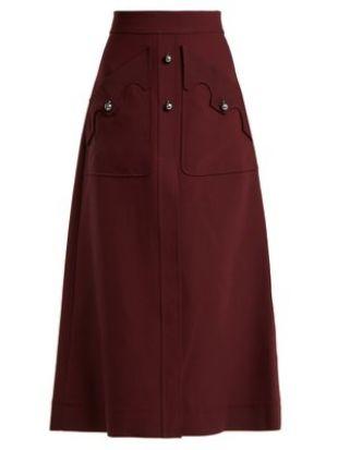 Professor A line cady skirt    Ellery   MATCHESFASHION.COM US