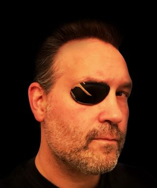 Infinty Eye Patch Costume Cosplay masque Avengers, Thor, Infinity War, super héros