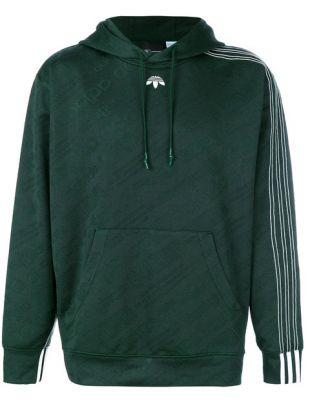 Adidas Originals By Alexander Wang Sweat à Capuche à Logo   Farfetch
