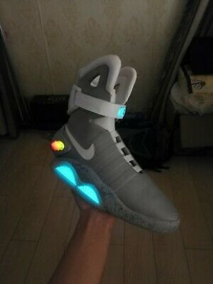NIKE Air Mags Back to the Future