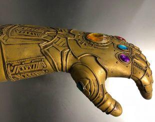 Gant de l'infini de Thanos Avengers Prop échelle 1:1