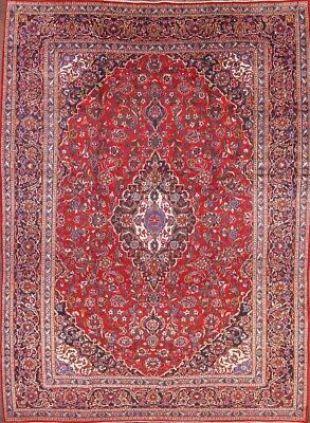 The Persian rug (model in Mashhad), The