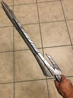 Gamora Sword   Guardians of The Galaxy
