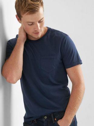 Tshirt bleu marine