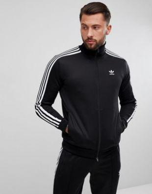 adicolor Beckenbauer Track Jacket In Black