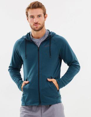 Dry Hyper Fleece Full Zip Hoodie
