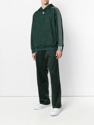 Adidas Originals By Alexander Wang Sweat à Capuche à Logo
