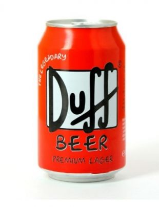 Duff Beer - Canette