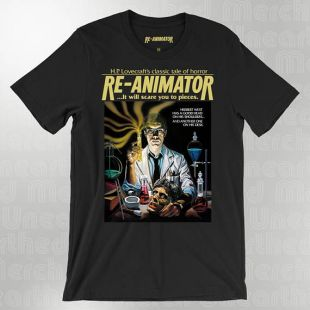 Re animator T shirt