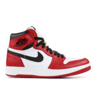 air jordan 1 noir rouge