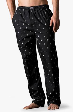 Polo Ralph Lauren Print Pajama Pants