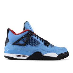 Sneakers Air Jordan x Travis Scott x Nike AJ IV 4 Cactus DJ