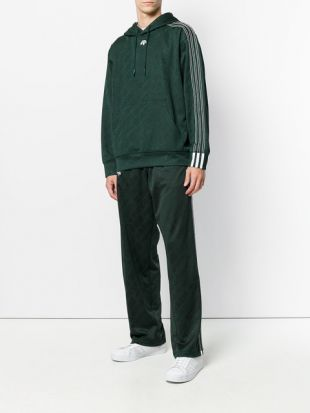 Adidas Originals By Alexander Wang Sweat à Capuche à Logo   Farfetch