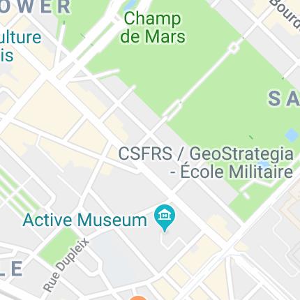 40 Avenue Charles Floquet, Paris, France