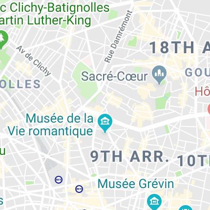 Café des Deux Moulins, Rue Lepic, Paris, France