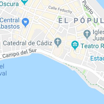 Arquitecto Acero, 11005 Cádiz, Spain