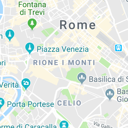 à proximité du camping Fabulous à Rome