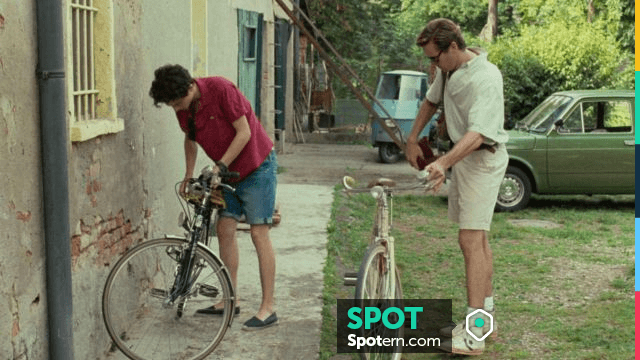Sneakers Converse vintage of Oliver's (Armie Hammer) in Call Me By ...