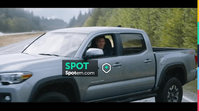 2019 Toyota Tacoma Driven By Tom Wachowski James Marsden In Sonic The Hedgehog Spotern