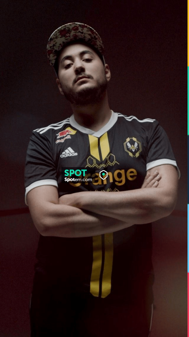 Official jersey Vitality brought by The French Monster