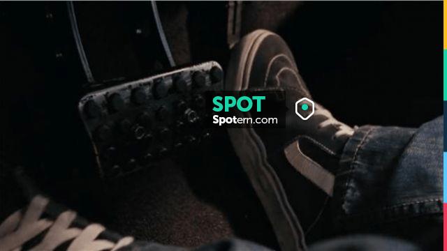 Sneakers Vans SK8 Brian O'conner (Paul