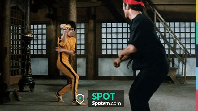 Shoes Onitsuka Tiger yellow Tai Chi Hai Tien (Bruce Lee
