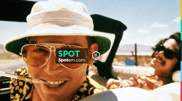 Le bob de Raoul Duke (Johnny Depp) dans Las Vegas Parano