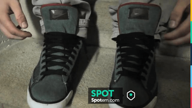 Sneakers Nike Blazer High Premium in