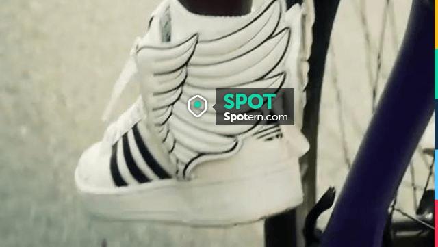 Sneakers Adidas Originals Jeremy Scott x JS Wings 2.0 worn