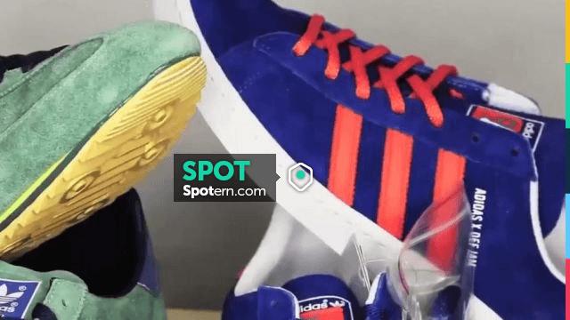 frio Devastar pensión  Sneakers Adidas X Def Jam