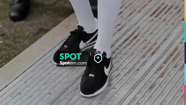 Nike Cortez in the movie clip