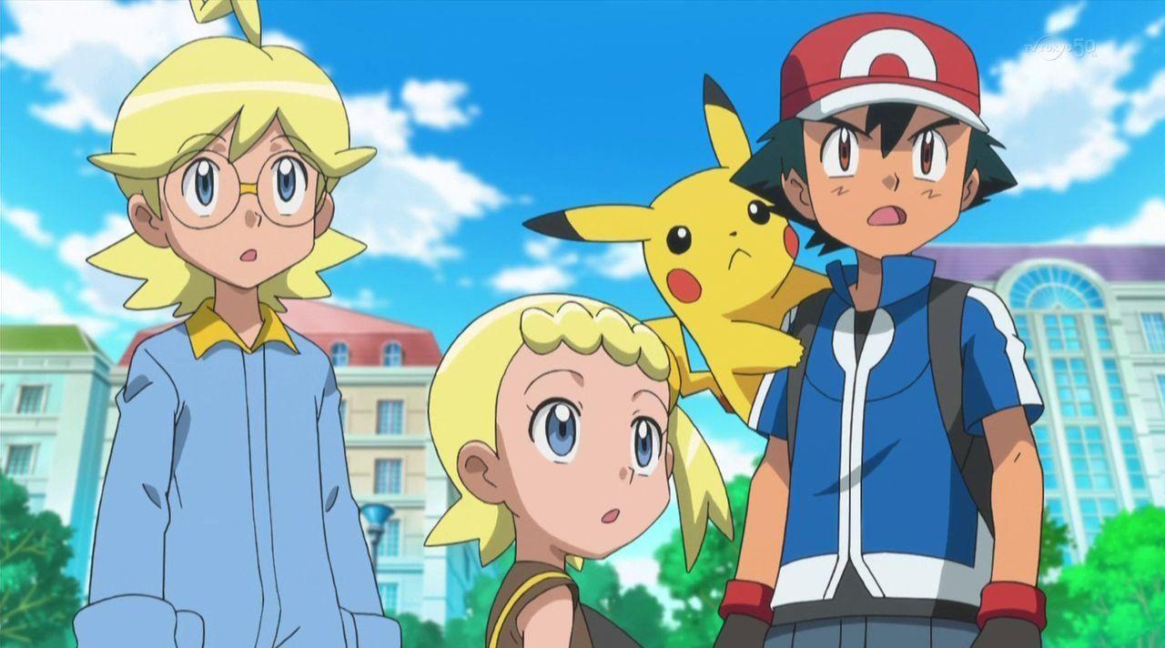La casquette rouge de dresseur de Pokemon de Sacha dans Pokemon