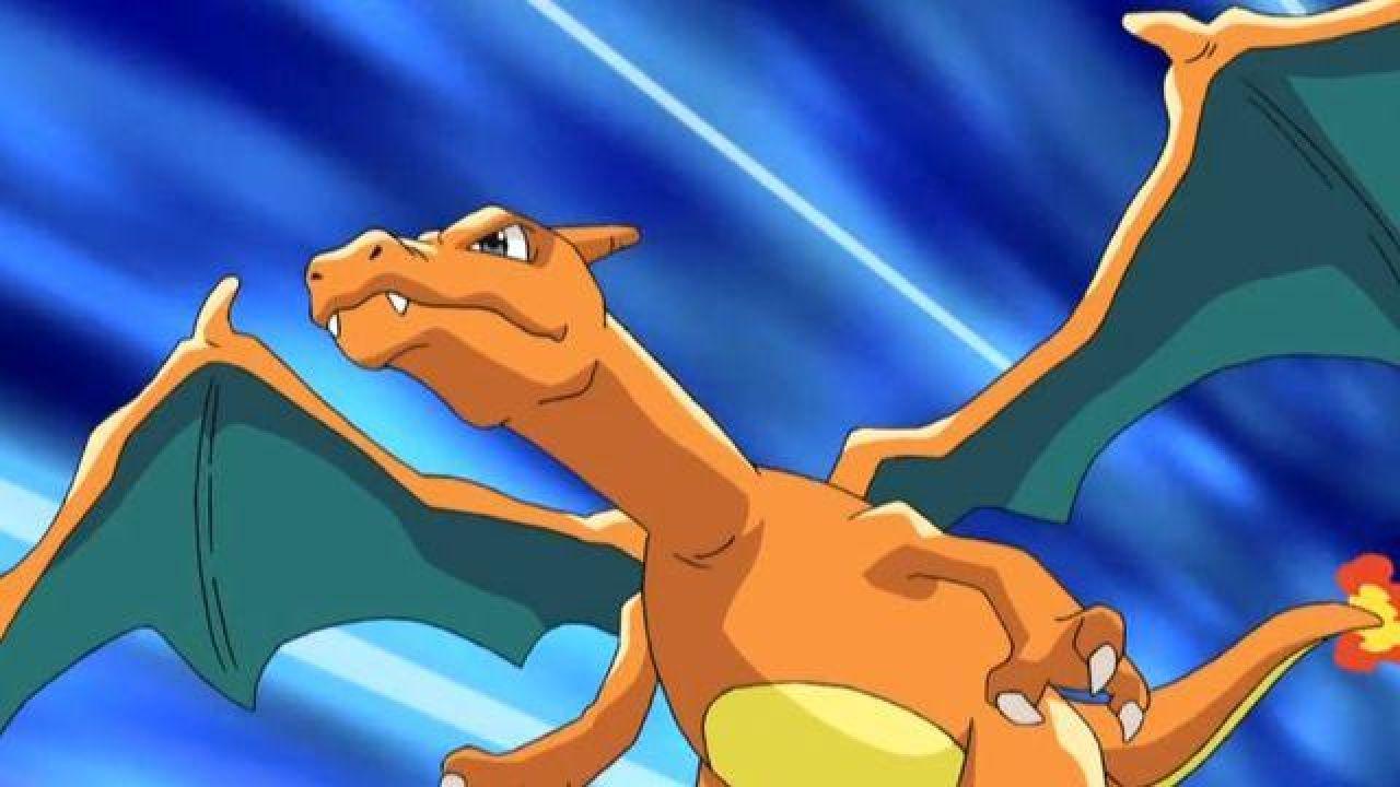 Figurine de Dracaufeu dans Pokémon