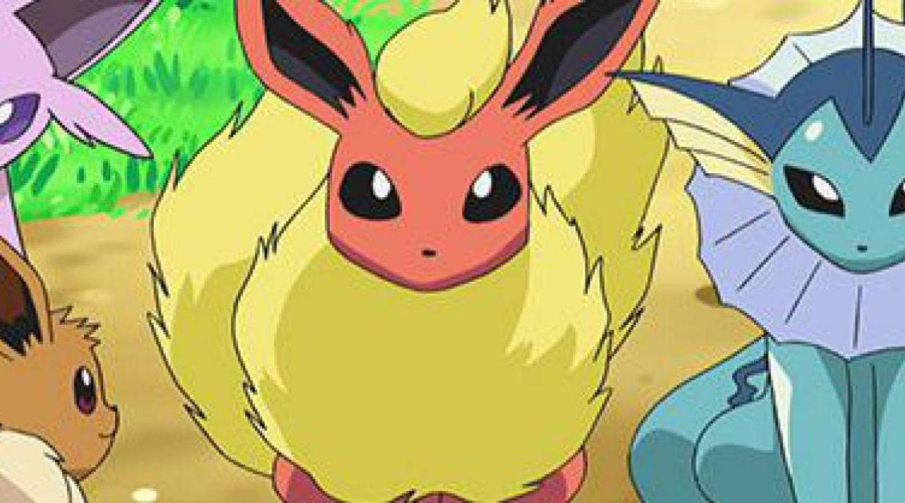 Peluche très similaire à Aquali dans Pokemon