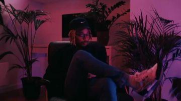 The baseball cap Ralph Lauren of Caballero in the clip