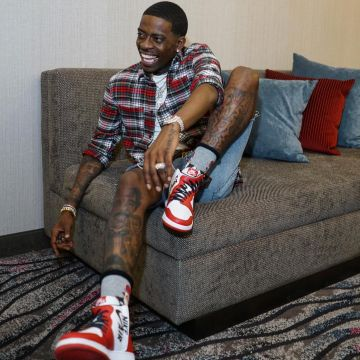 Rich Homie Quan: Clothes, Outfits, Brands, Style and Looks