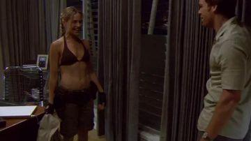 Benz bikini julie Julie Benz