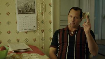 The Black Blazer Of Tony Lip Viggo Mortensen In Green Book